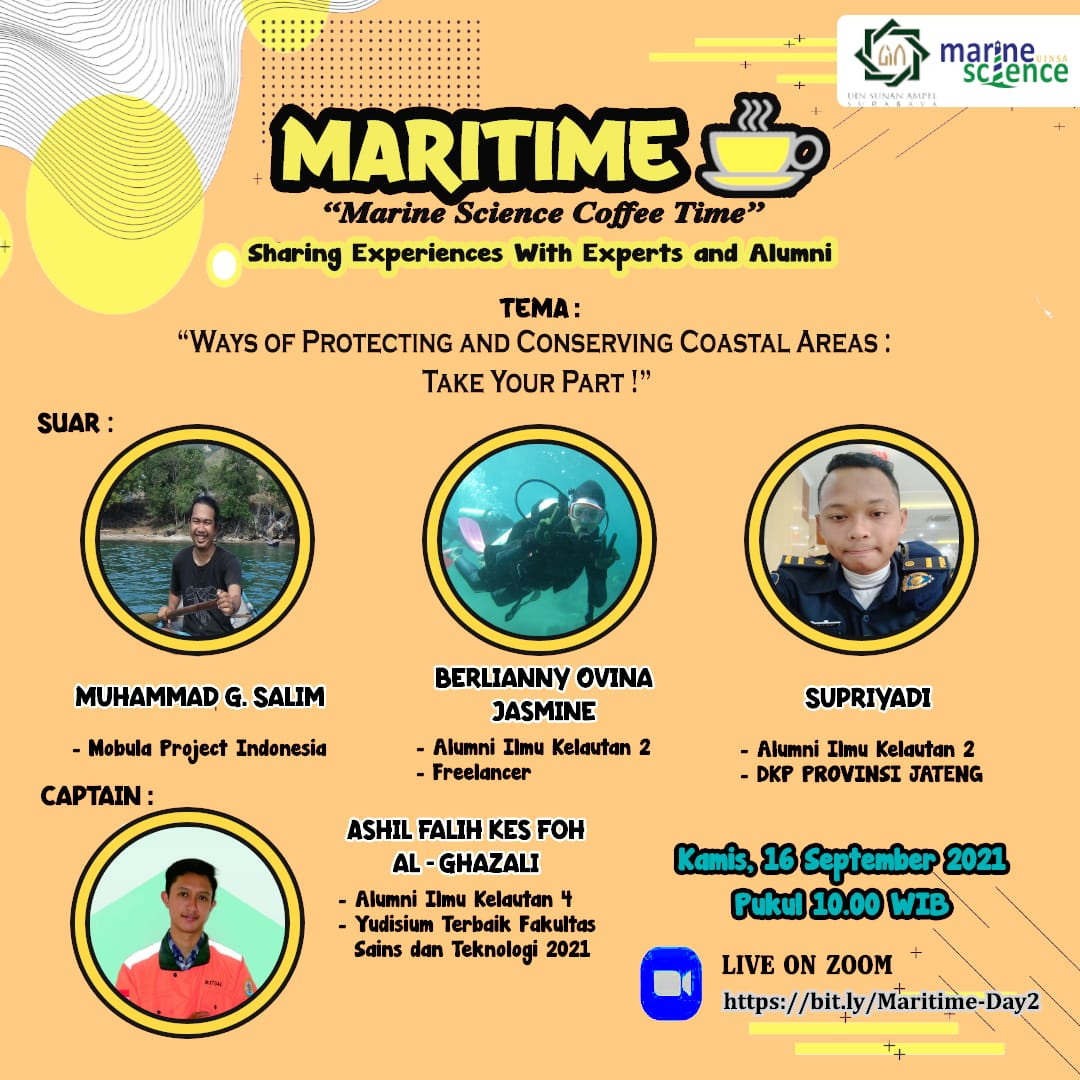MARITIME-Ways of Protecting and Conserving Coastal Areas: Take Your Part!