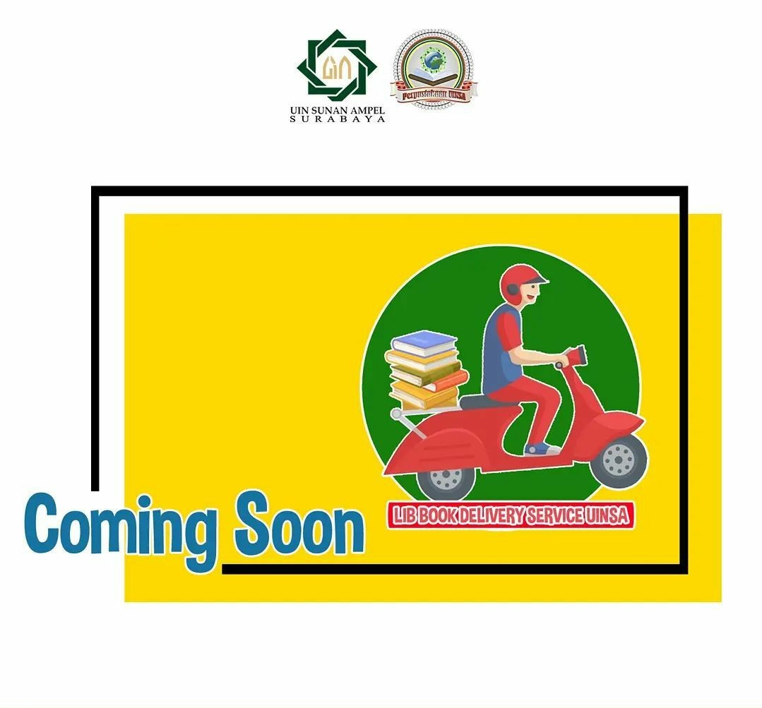 Lib Book Delivery Service Uinsa Coming Soon